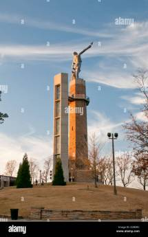 Vulcan Statue Stock &
