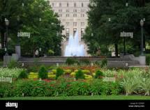 Birmingham Al Linn Park Fountain