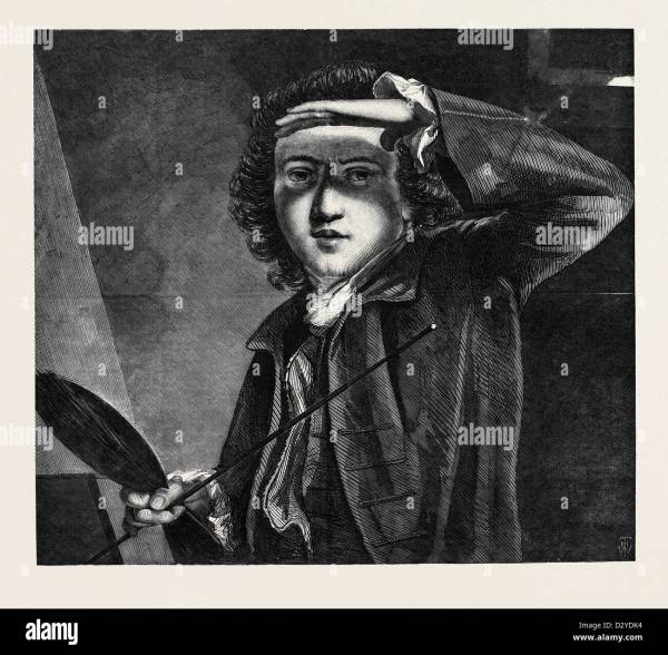 Sir Joshua Reynolds Stock &