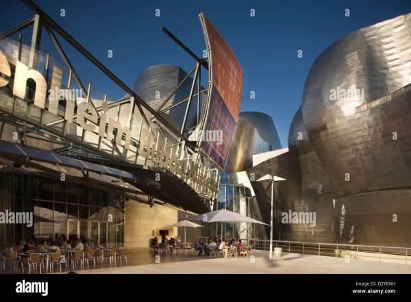 Bilbao Sign Stock & - Alamy