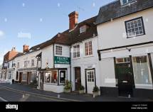 Frank' Restaurant And Mussel Bar In West Malling Kent