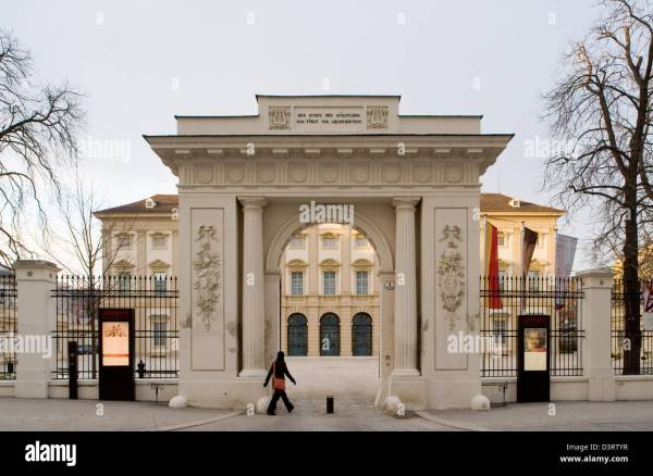 Liechtenstein Museum Stock & - Alamy