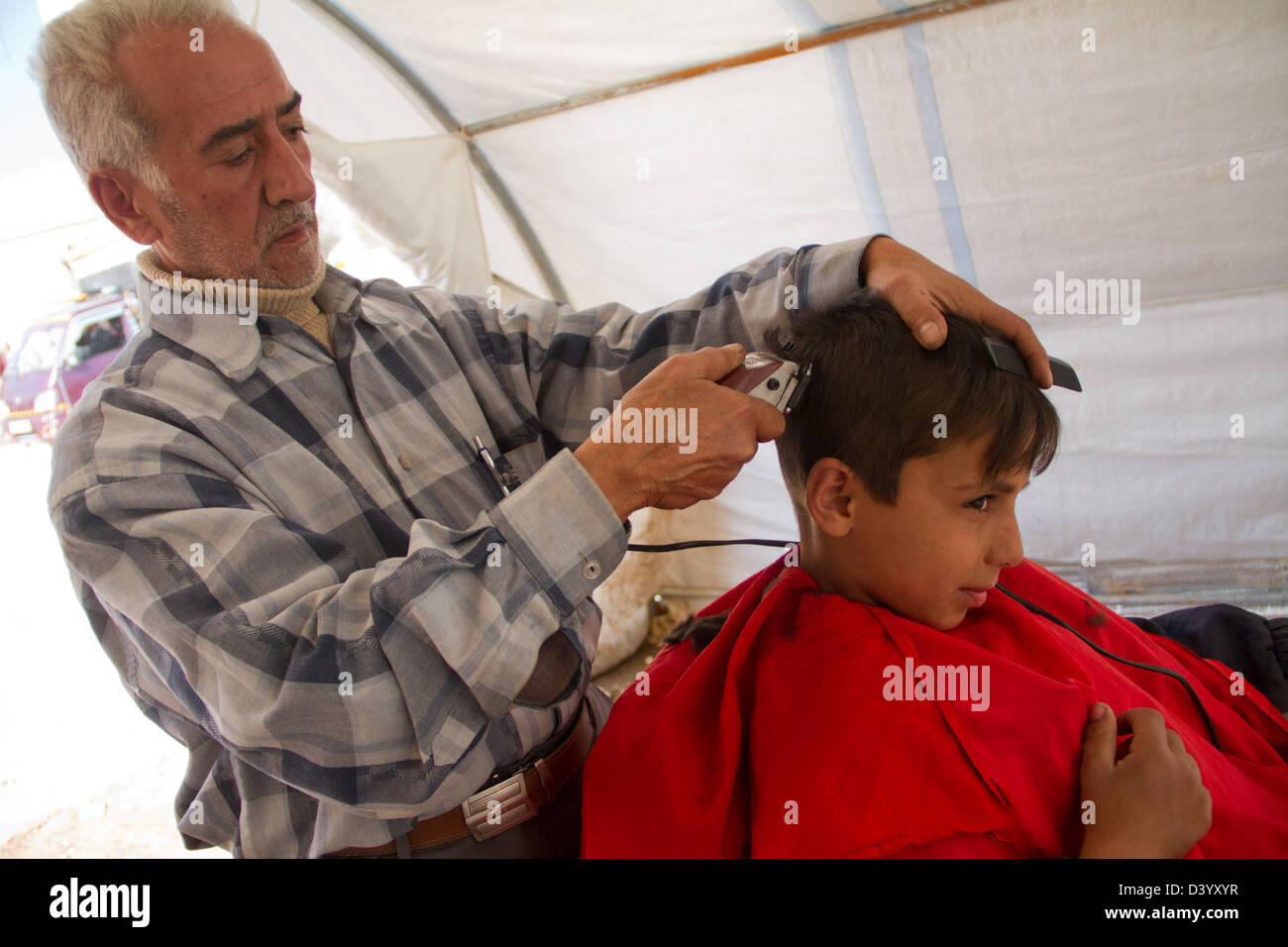 Haircut Shave Stock Photos  Haircut Shave Stock Images  Alamy