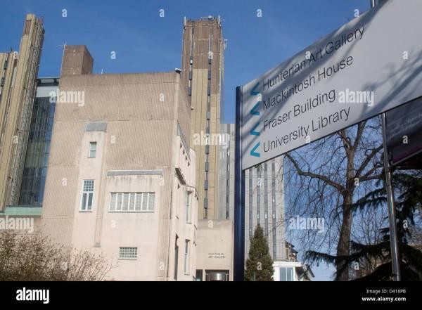 Hunterian Art Mackintosh House Glasgow University