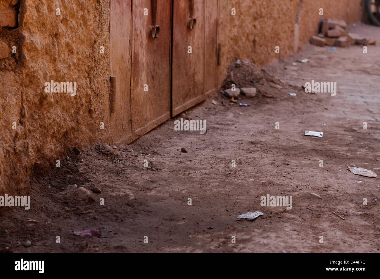 Dirt Floor Stock Photo 54189508  Alamy