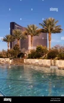 Wynn Las Vegas Pool Stock &