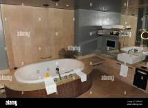 Bathroom Of Hotel Sofitel Bayerpost Imperial Suite
