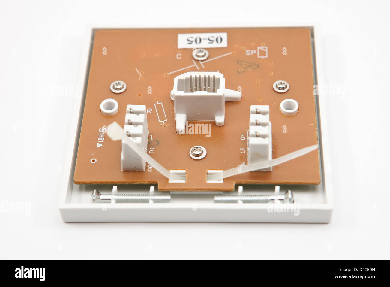 hight resolution of bt uk telephone wall socket wall plate connection box british telecom