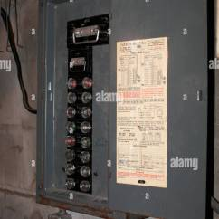Wiring A Breaker Box Diagram Casablanca Ceiling Fan Old 30 Amp Fuse Data Outdated Schema Diagrams 100 Electrical