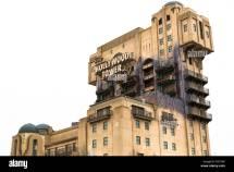 Disneyland Hollywood Tower Hotel