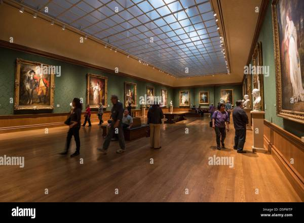 Huntington Library Art Galleries