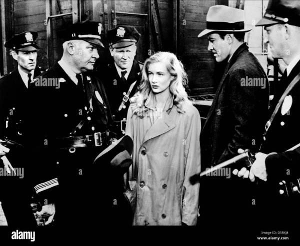 Veronica Lake Gun Hire 1942 Stock Royalty Free 55230172 - Alamy