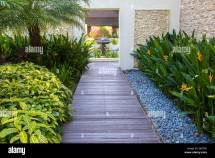 Tropical Garden Landscape Design