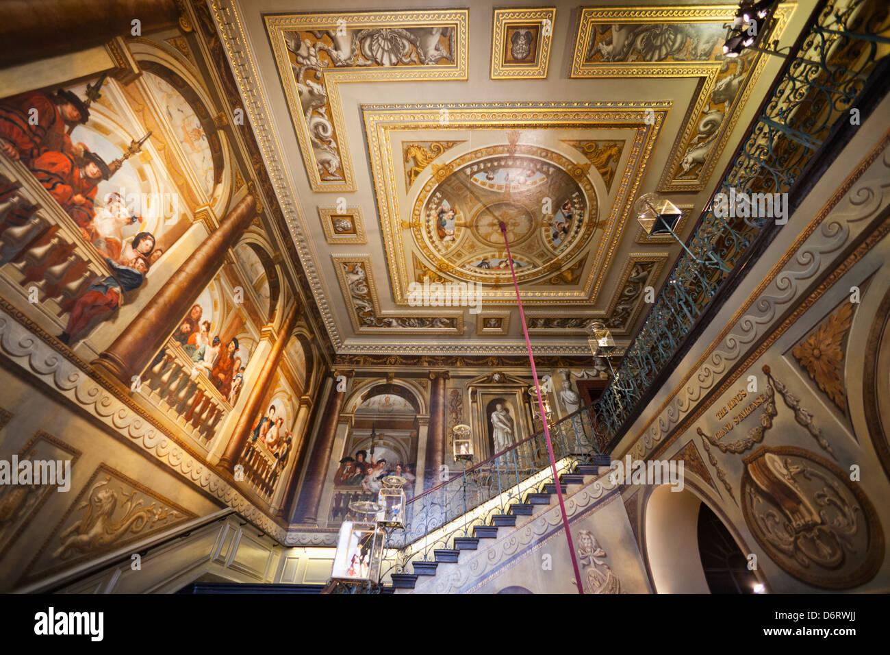 UK, London, Kensington, Kensington Palace, The King's