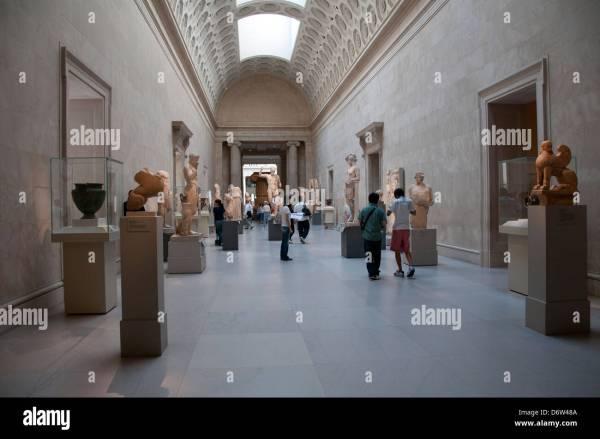 Metropolitan Museum Greek and Roman Art