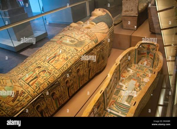 Tomb In Egyptian Metropolitan Museum Of Art Stock 55894827 - Alamy