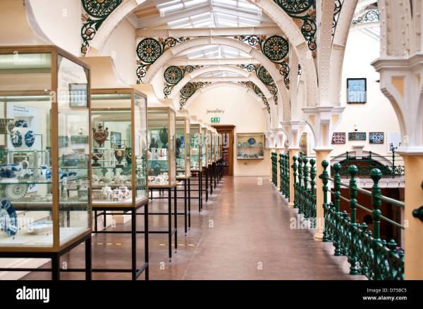 British Museum Interior Stock &