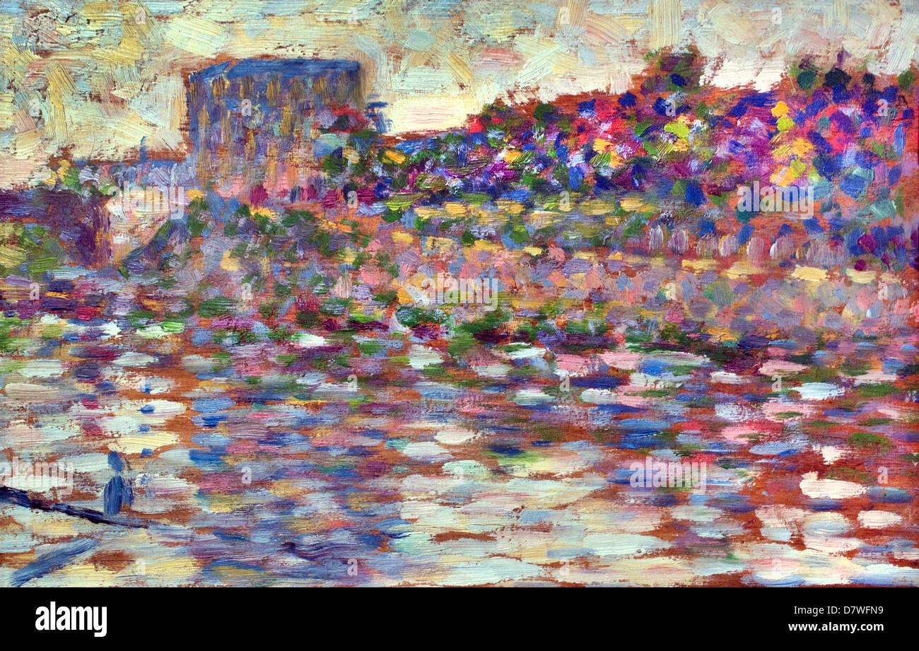 Georges Seurat Paintings Worksheet