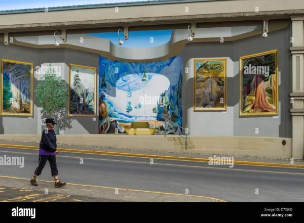 Murals Stock & - Alamy