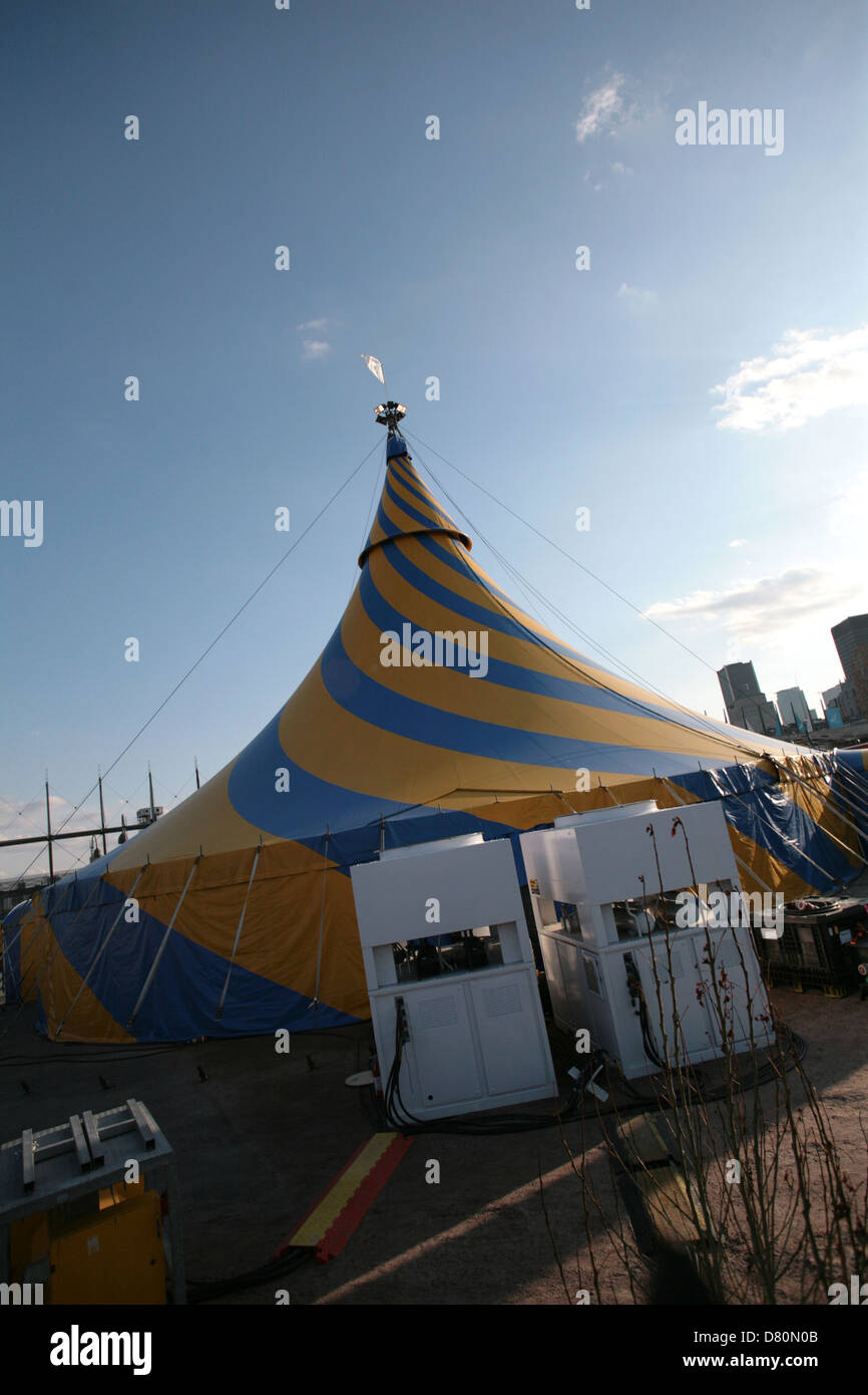 Cirque Du Soleil Tent Stock Photos Amp Cirque Du Soleil Tent