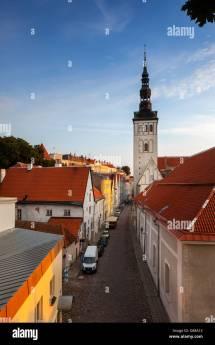 Tallinn Stock & - Alamy