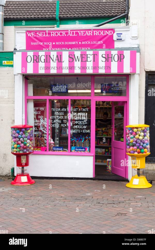 Traditional Sweet Shop