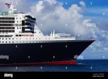Transatlantic Ocean Liner Stock &