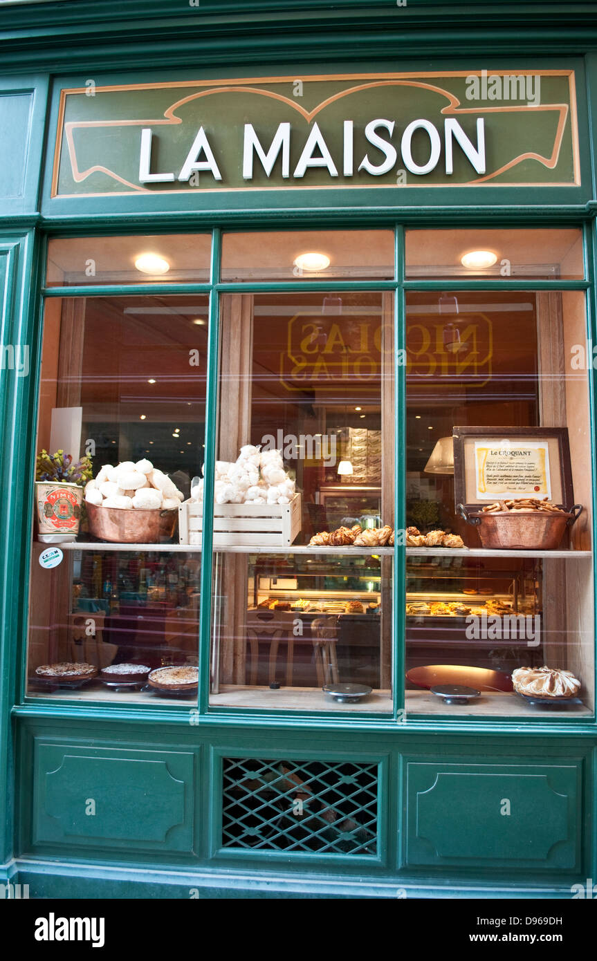 https www alamy com stock photo front of a boulangerie patisserie nimes france 57302157 html