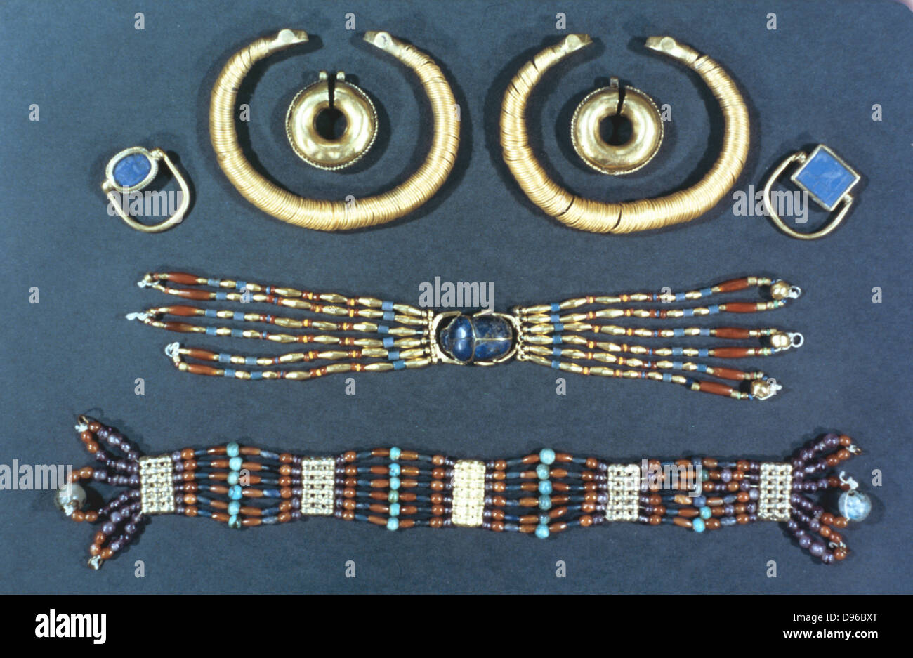 Ancient Egyptian Jewelry Stock Photos Amp Ancient Egyptian