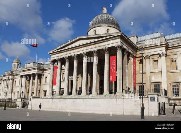 British Museum London Exterior Stock & - Alamy