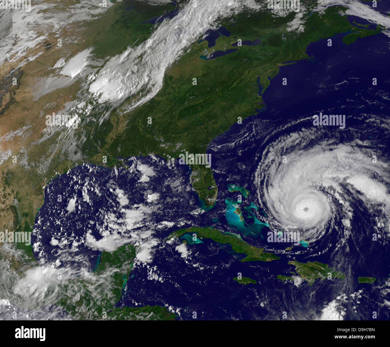hight resolution of september 1 2010 satellite view of hurricane earl and the united states east coast