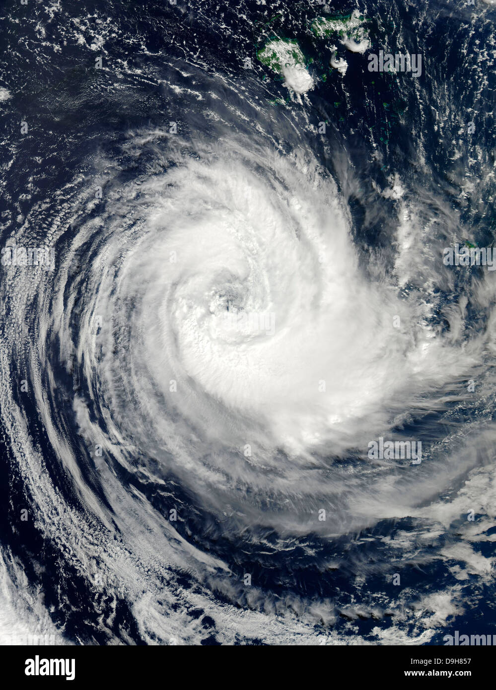 hight resolution of tropical cyclone bune stock image