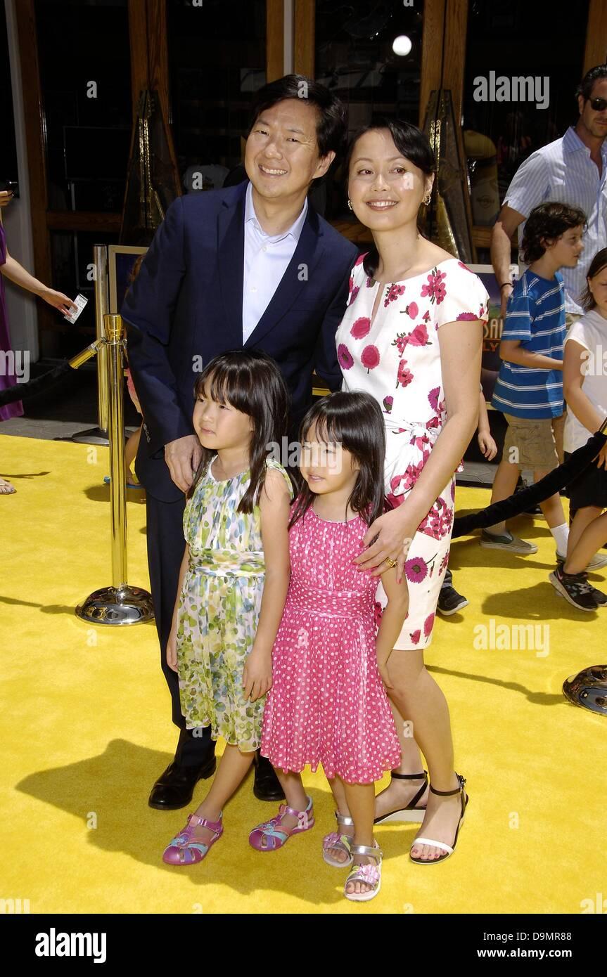 Los Angeles CA US 22 June 2013 Ken Jeong Tran Jeong