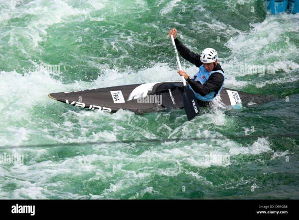 C1 Whitewater Canoes - Year of Clean Water