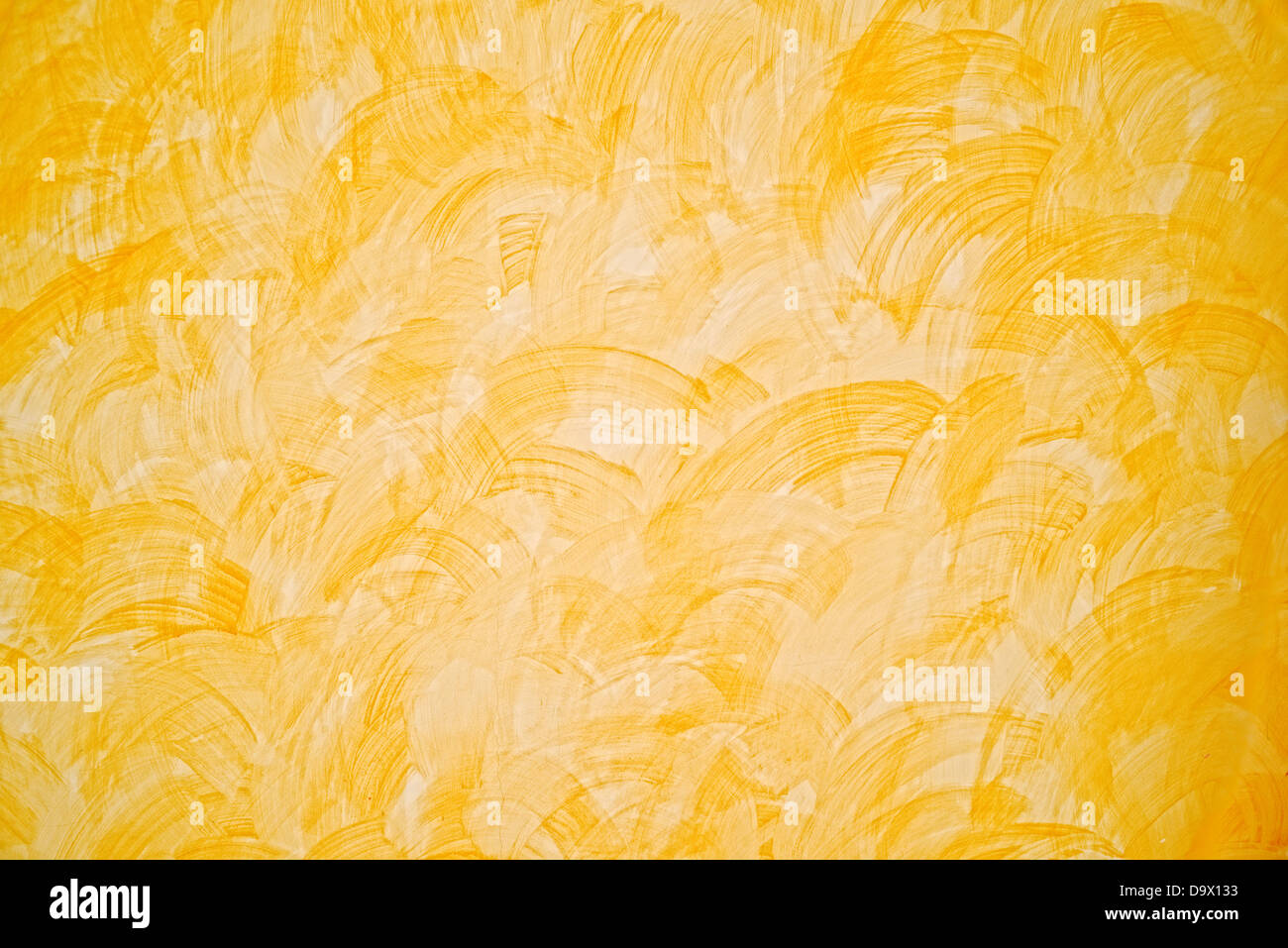 Interior wall paint textures - Stock Photo Yellow Wall Paint Texture Home Interior Background