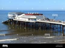 Cromer Pier And Beach Norfolk England Uk Coast North