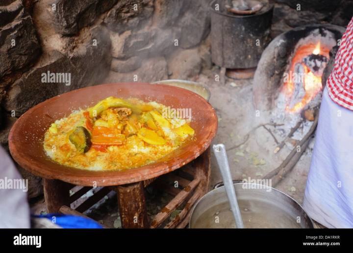 Simple and natural way of cooking, but very tasty