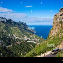 7pines Teneriffa 2016 Toyota Yaris Radio Wiring Diagram Island Tenerife Stock Photos And