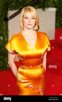 Actress Ellen Barkin Stock &