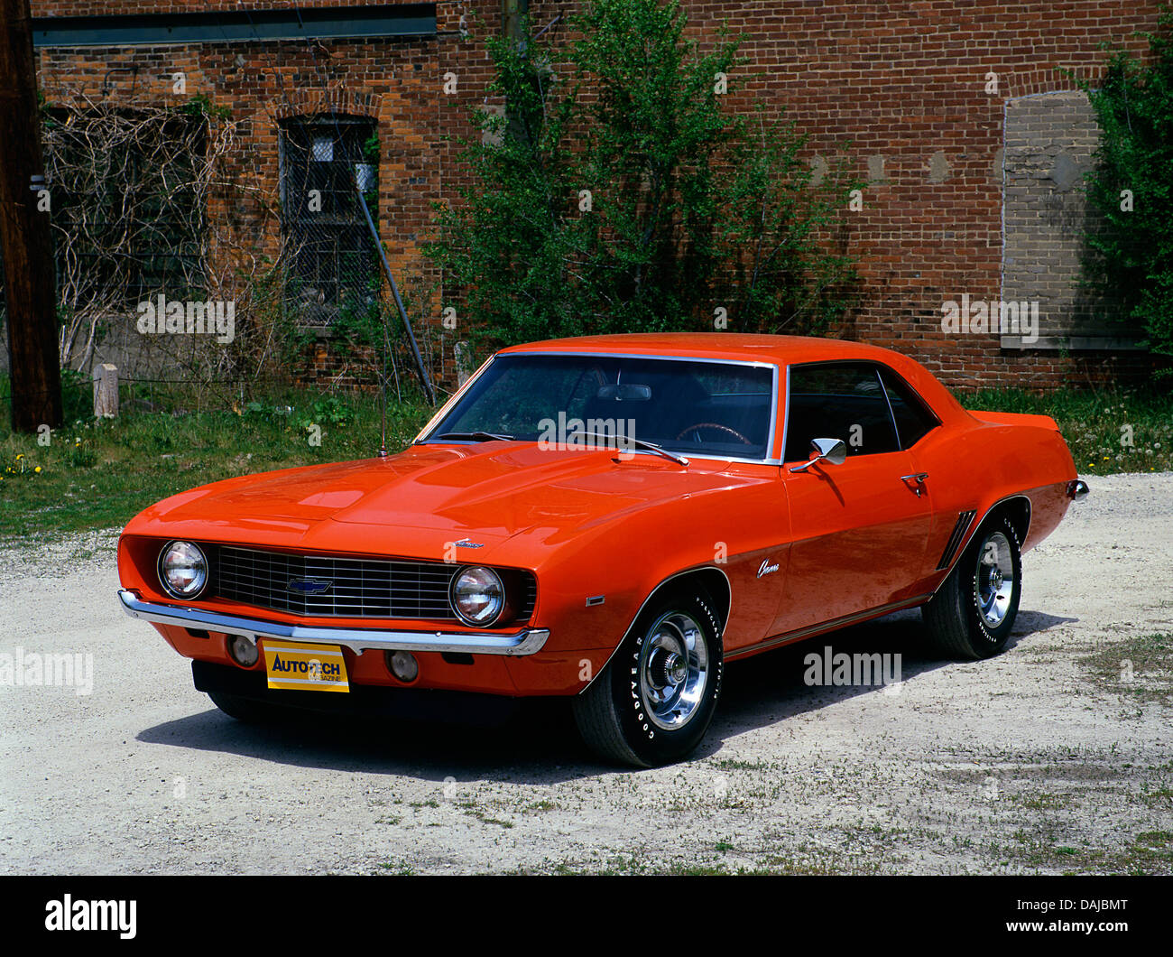 1969 camaro stock photos