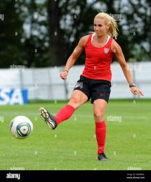 Heather Mitts Soccer Player