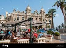 Cafe De Paris Place Du Casino Monte Carlo And Grand