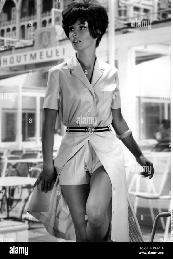 1960s Fashion Stock &