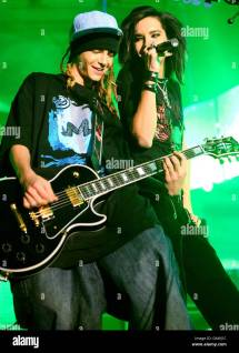 Tokio Hotel Tom Kaulitz Guitarist