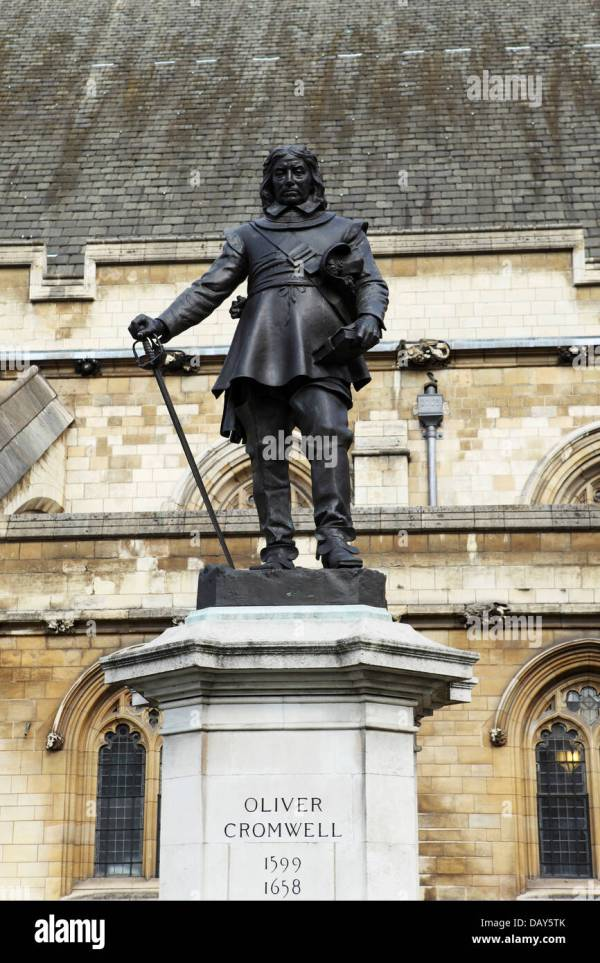 Cromwell Monument Stock &