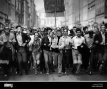 German Student Protest 1968