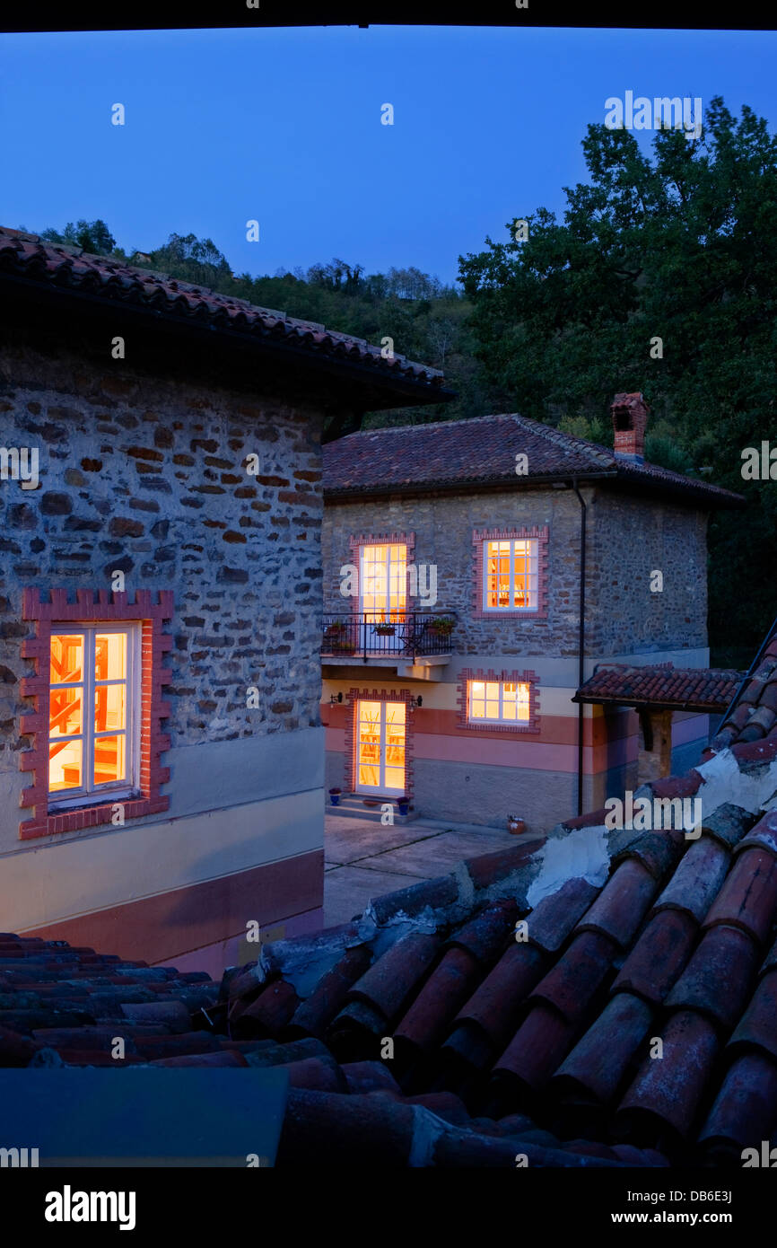 Casa Wallace Cremolino Stock Photos Cremolino Stock Images Alamy
