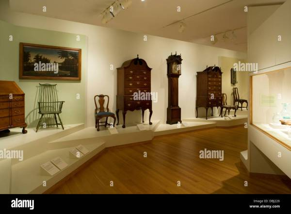 Museum Early American Furniture