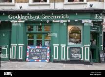 Restaurant Greenwich Stock &