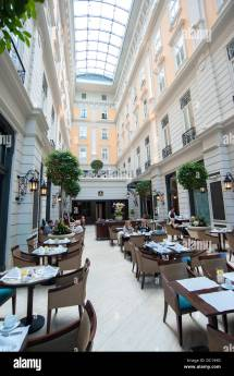 Europe Hungary Budapest Corinthia Hotel Grand Royal